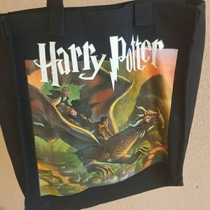 Harry Potter 100% cotton tote bag